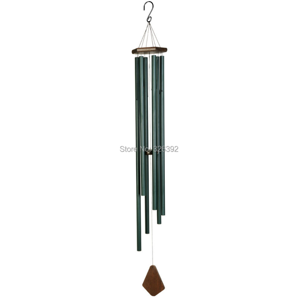 Nature S Melody  Forest Green Premiere Series Tuned Chime