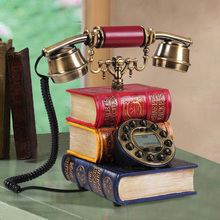 Special Classical dial / button fixed telephone Caller creative styling fixed telephones dictionary