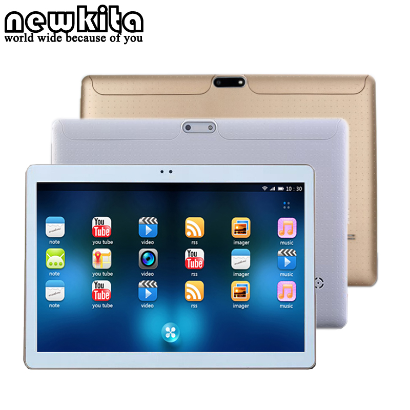 Newkita 10 inch 3G 4G LTE Octa Core Tablet Android 5.1 RAM 4GB ROM 32GB 1280*800 pxl 5.0MP GPS Bluetooth Dual SIM Tablet PC 10.1(China (Mainland))
