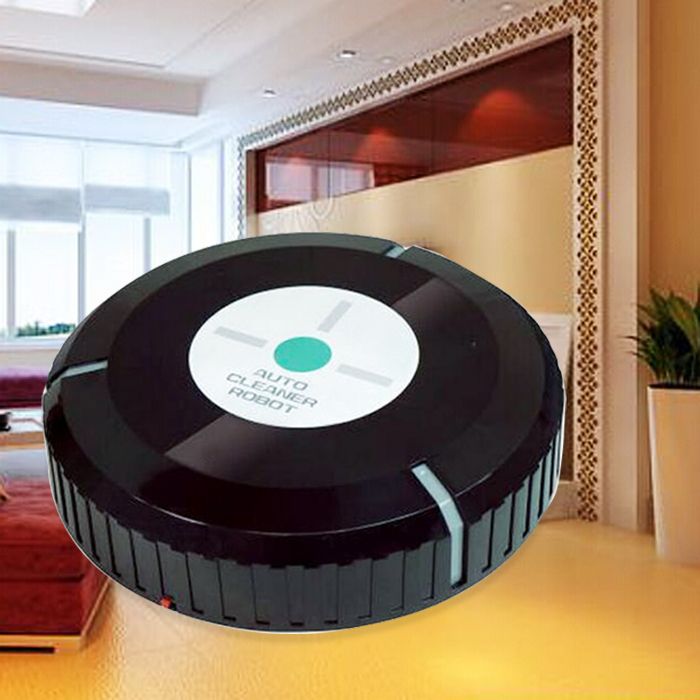 2015 High Quality Auto Vacuum Cleaner Intelligent Cleaning Robot for Home+30xCleaning Tissue(China (Mainland))
