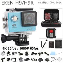 "Original EKEN H9/H9R remote action camera Ultra HD 4K WiFi 1080p/60fps 2.0"" screen 170 lens Helmet gopro style waterproof camera(China (Mainland))"