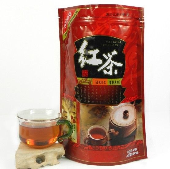 Top Class Lapsang Souchong without smoke Wuyi Black Tea, 250g+Secret Gift+free shipping Organic tea Warm stomach the chinese tea(China (Mainland))