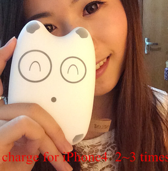 Adorable Cutest Totoro 9000mAh Power bank for mobile phone,Top Quality Funny Face Totoro Power Bank For Cell Phone(China (Mainland))