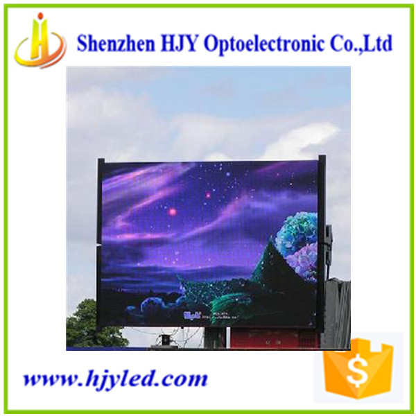 P10 outdoor advertising electronic sign outdoor commercial rental led display(China (Mainland))
