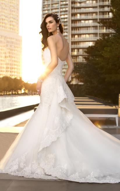 Mermaid With Detachable Train Wedding Dress in Australia(China (Mainland))
