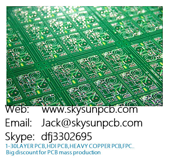 high quality supplier/electronic circuit board/pcb/ board/circuit /protoboard/breadboard/led/ prototype custom pcb prototype(China (Mainland))
