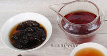 2007 year Lao Cha Tou Puerh 250g Yunnan Wulianshan Mountain Old Tea Tugget Shu Loose pu