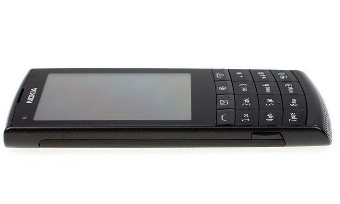 original brand nokia X3-02 Quad Band WiFi 5MP camera Russian keyboard Language cell phones free shipping in stock