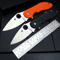 Hot sell C172CTS folding knife G10S handle spider claw blade tactical jungle camping tool survival hunting