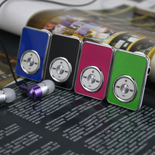 Оптовая продажа мини mp3-плеер с микро-tf / SD слот для карты, Usb + бесплатная доставка музыкальный плеер