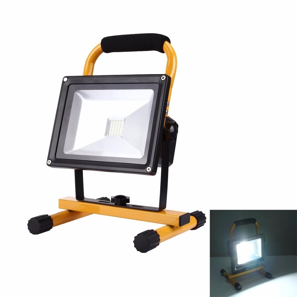 rechargeable projecteurs promotion achetez des. Black Bedroom Furniture Sets. Home Design Ideas