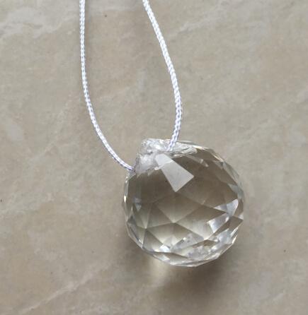 Chandelier crystal hooks