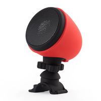 Hot New Products 2015 Bicycle Bluetooth Speaker Waterproof Shockproof Free Shipping