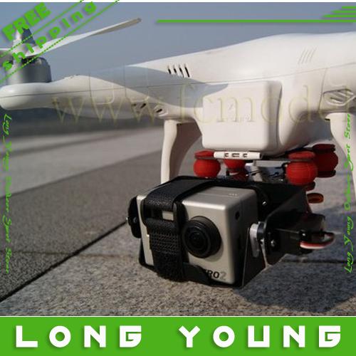 Здесь можно купить  Go pro accessory dji phantom quadcopter 3k carbon fiber dji phanto Anti vibration,damping PTZ for gopro cameras,free shipping  Игрушки и Хобби