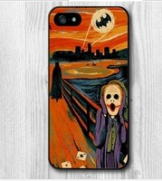 Halloween Cartoon Hard Phone Cover for iPhone 4 4s