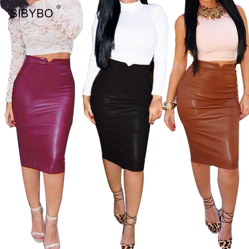 Black leather pencil skirt outfits. These chic black skirt designs are considered 'must-have' pieces especially if you are a fan of the utilitarian qrqceh.tkrs, ankle boots or stilettos, you name it! Pair it with chic accessories according to your mood and your personal preferences.