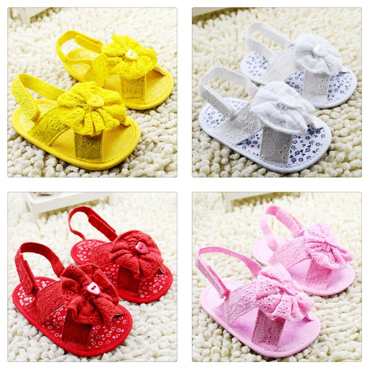 2015 new fashion flower baby sandals girls sandals soft sole baby toddler shoes girls first walkers 0-1 years old(China (Mainland))