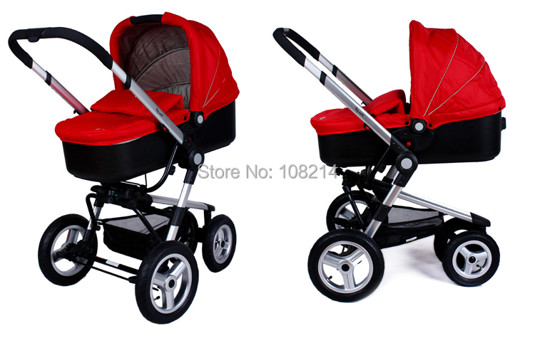 Fashion And Popular Baby Carrier Strollers After Folding Can Be Dragged Carrier Stroller Pram