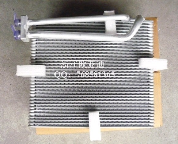Small - 7 digging machine evaporator core small - 7 excavator auto air conditioning evaporator evaporation tank