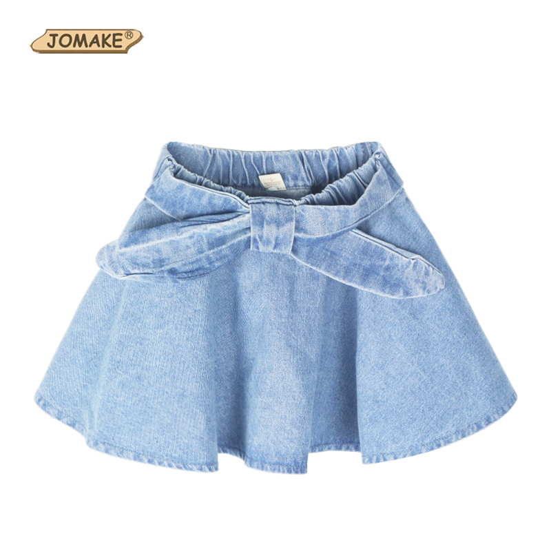 denim skirts summer style children clothes