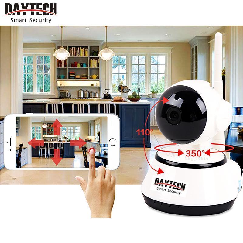 Home Security IP Camera Wireless Mini IP Camera Surveillance Camera Wifi 720P Night Vision CCTV Camera Baby Monitor DT-C8815(China (Mainland))