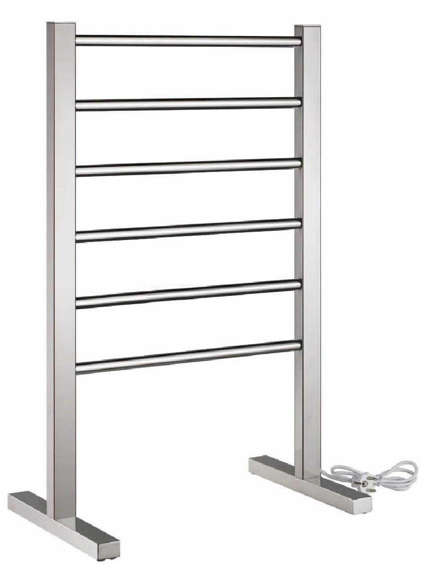 Heated Towel Rail, Floor Type Stainless Steel Electric Towel Warmer, Towel Racks Dryer, Heater Bathroom accessories(China (Mainland))