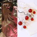 Trendy 60pcs Hair Accessories For Women Hair Alloy Barrette Hairpins Hair Clips Bobby Wave Straight Pins Acessorios Para Cabelo