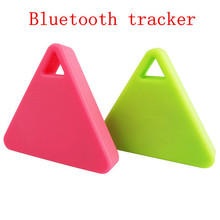 New Hot Smart Cigii IT-07  Tag Bluetooth Tracker Child Bag Wallet Key Finder GPS Locator Alarm 3 Colors Free shipping