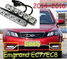 Buy Geely Emgrand GX7 daytime light,GC7fog light,LED,Free ship!2pcs,chrome,EC7 daytime light,EC7-RV,EC8,RS, for $24.70 in AliExpress store