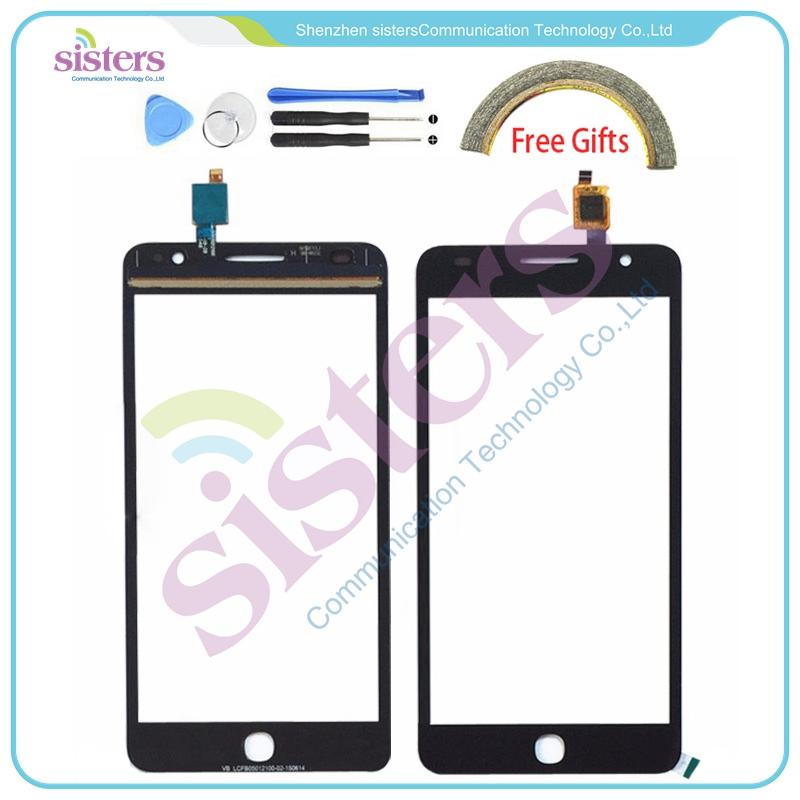 ALC0045 Black 100% New For Alcatel One Touch Pop Star 3G OT5022 OT 5022 OT-5022 5022X 5022D Touch Screen Digitizer-