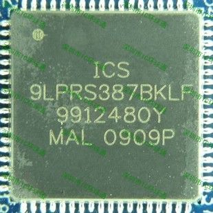 ICS clock IC 9LPRS387BKLF of new original spot special to ensure all of them easy to use(China (Mainland))