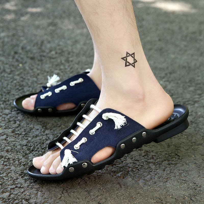 2015 male flip flops sandals male slippers male slip-resistant summer sandals slippers<br><br>Aliexpress
