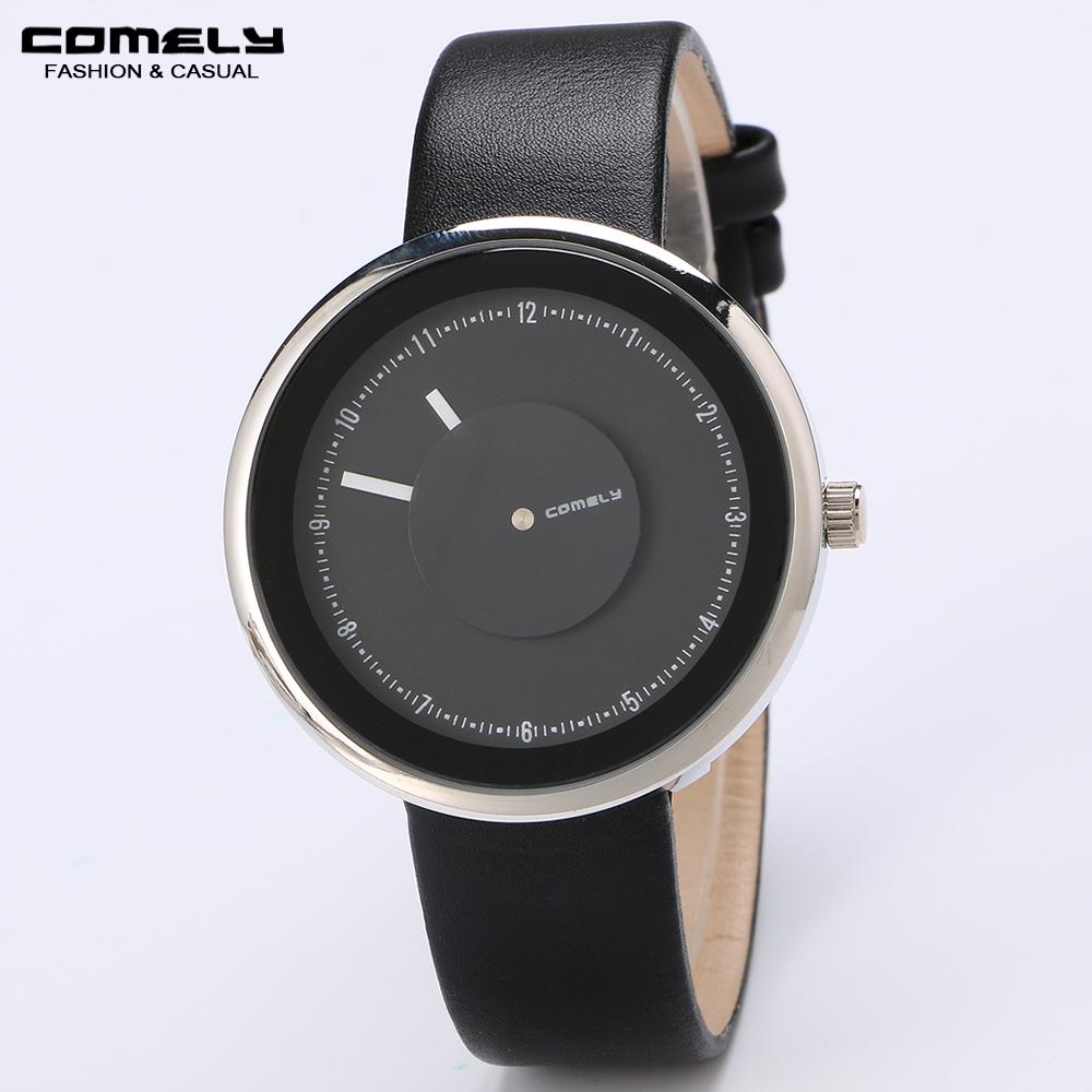 quartz watch watch women Business luxury fashion brand waterproof watches sport Leisure Genuine leather watches free delivery(China (Mainland))