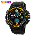 New Dual Time Men s Wristwatches Fashion Sports Watch Military Army Relogio Watches Men Luxury Brand