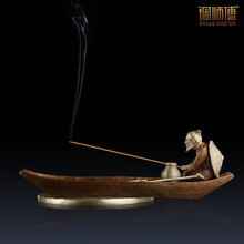 The fishing alone (sweet) all copper furnishing articles decoration The sitting room place(China (Mainland))
