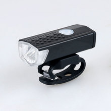 Buy USB Rechargeable Bike Front Light CREE High Power Head Flashlight Warning Cycling Bicycle LED Lamp Lighting Waterproof for $9.55 in AliExpress store