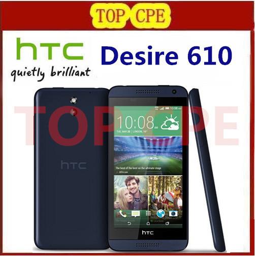 "Оригинальный 3G/4G смартфон HTC Desire 610. 4 ядра, 4.7"",1GB RAM, 8GB ROM."