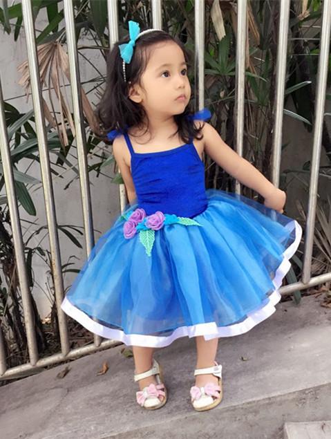 Robe Fille 2015 Sling Tutu Dress Children Clothing Manufacturers China Kids Clothing Summer Style Girl Dresses(China (Mainland))