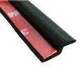4 Meter Big Z Type 3M Car Motor Door Seal Strip Weatherstrip Rubber Seal Sound Insulation