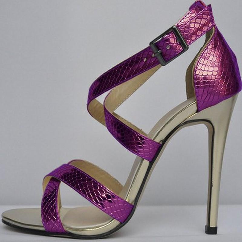 2015 sexy high thin heels women gladiator summer less platform women summer shoes for women casual summer shoes