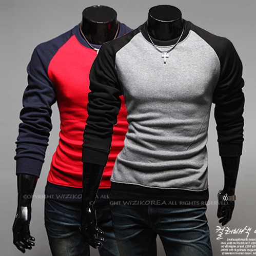 2 Color Long Sleeve Shirts   Artee Shirt