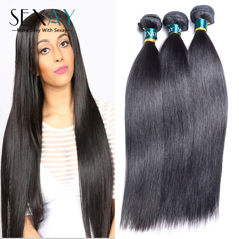 Brazilian Virgin Hair 4 Bundles Straight Human Hair Virgin Brazilian Straight Hair Unprocessed Brazilian Virgin Hair Straight