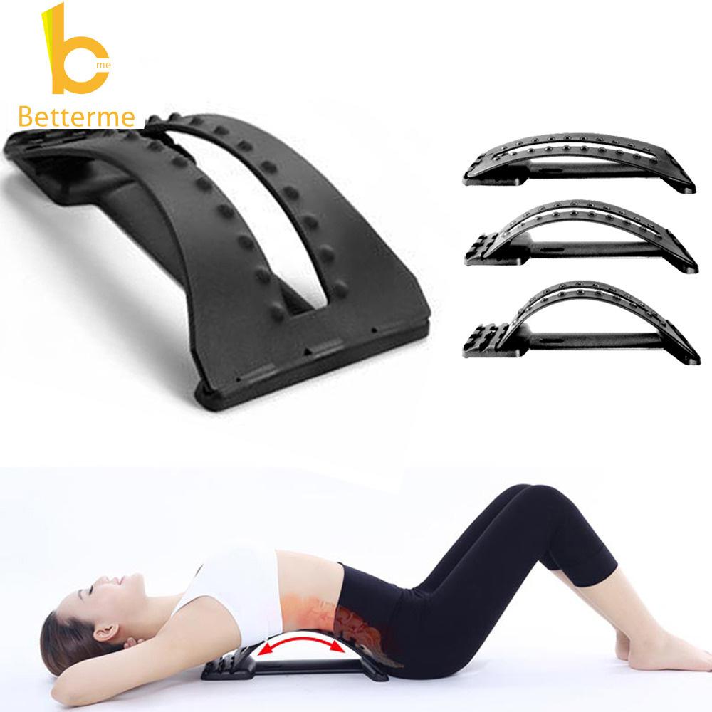 Back Stretching Magic Plus Waist Relax Multi-function Mate Back Massage Magic Neck Stretcher Fitness Applicance Free Shipping(China (Mainland))