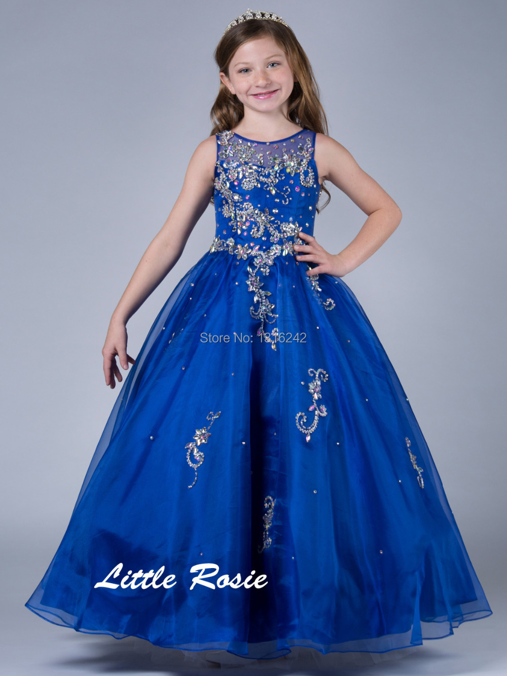 Party Dresses For Big Girls 80