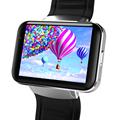 New DM98 Bluetooth 4 0 Smart Watch 2 2 Display Health Wrist Aloy case big battery