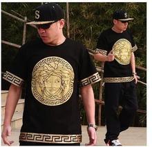 Хлопок мужские футболки, Высокое качество лк хип-хоп футболка с коротким рукавом тис мужская одежда добычу tshirt M-5XL