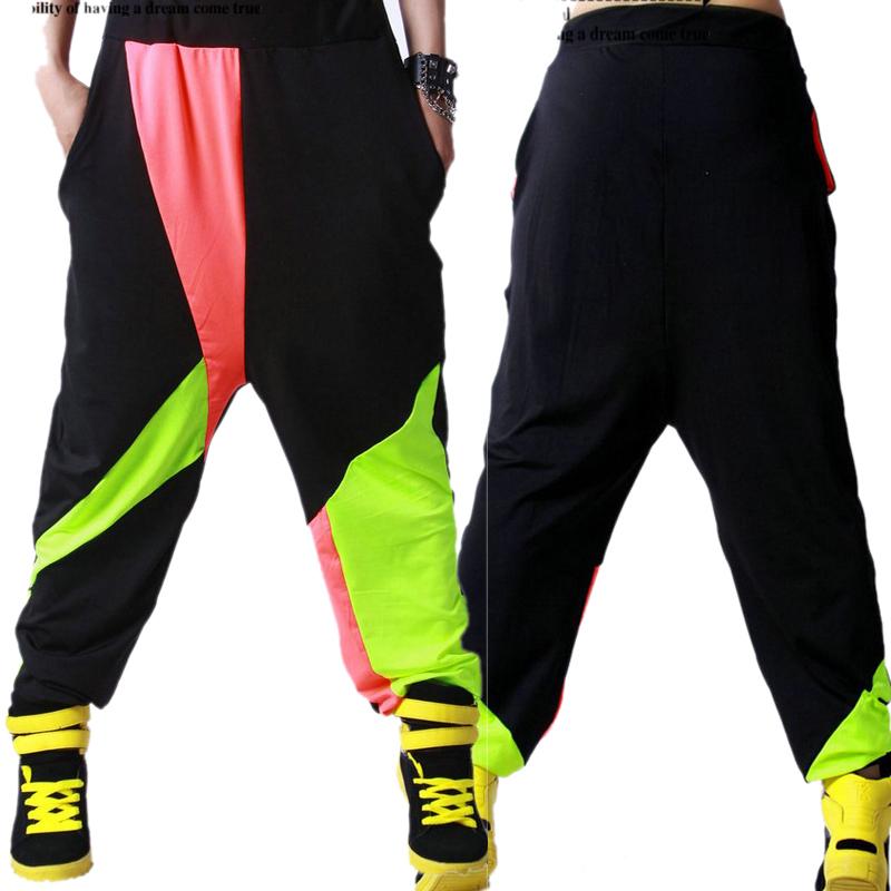 Model New Fashion Autumn Winter Harem Hip Hop Dance Pants Women Sweatpants