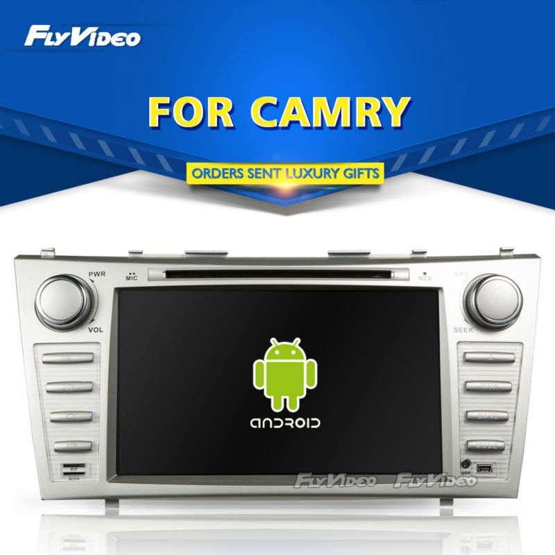 Android 4.2 DVD GPS FOR Toyota camry 2007 2008 2009 2010 2011 with 3g WiFi Capacitive Screen radio RDS bluetooth+Mirror Link(China (Mainland))