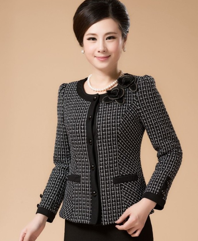 Compare Prices on Womens Black Jacket- Online Shopping/Buy Low ...