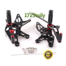 Adjustable Rearsets ZX 10R 2006 2007 zx10r Foot Rest Motorcycle parts ARKA006